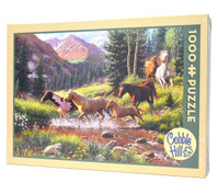 Mountain Thunder Jigsaw Puzzle