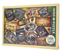 Welcome to the Lodge 1000-Piece Jigsaw Puzzle