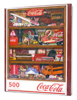Coca-Cola, A Collection Jigsaw Puzzle
