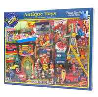 Antique Toys 1000-piece Jigsaw Puzzle