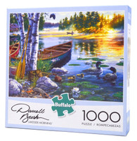 Lakeside Morning 1000-piece Jigsaw Puzzle