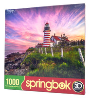 West Quoddy Head Lighthouse Puzzle