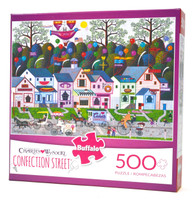Confection Street (Wysocki Jigsaw Puzzle)
