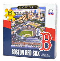 Boston Red Sox Puzzle