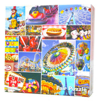 Fair 750-Piece Jigsaw Puzzle