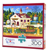 The Bird House Large Piece Puzzle