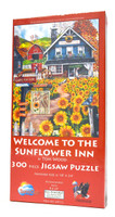 Welcome to the Sunflower Inn (300 Large Piece Puzzle)