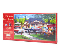 Life in the Past Lane (Jigsaw Puzzle)