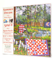 Summer Dream Puzzle