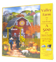 Valley Farm Puzzle