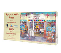 Sugar and Spice Puzzle