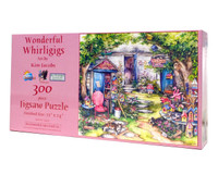 Wonderful Whirligigs (300-Piece Large Piece Jigsaw Puzzle)