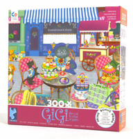 The Shopper Jigsaw Puzzle