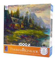 A Father's Perfect Day Kinkade Puzzle