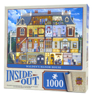 Walden's Manor House Inside Out Jigsaw Puzzle