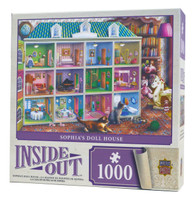 Sophia's Doll House Inside Out Jigsaw Puzzle