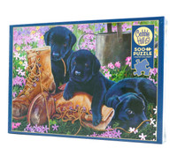 Trouble in the Garden Jigsaw Puzzle
