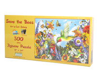 Save the Bees Large Piece Jigsaw Puzzle