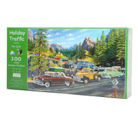 Holiday Traffic Jigsaw Puzzle