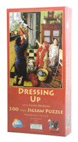 Dressing Up 300 Piece Puzzle