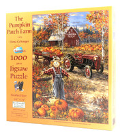 The Pumpkin Patch Farm by Dona Gelsinger