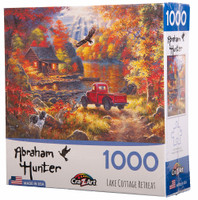 Lake Cottage Retreat Puzzle