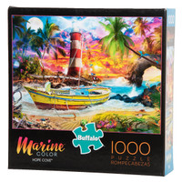 Hope Cove 1000-piece Jigsaw Puzzle