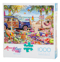 Beach Vacation puzzle by Aimee Stewart