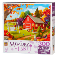 Harvest Breeze (Memory Lane puzzle)