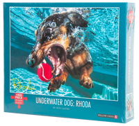 Underwater Dog: Rhoda