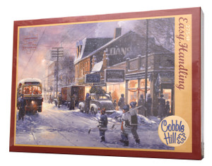 Hockey Night (275 Large Piece Easy Handling Puzzle)