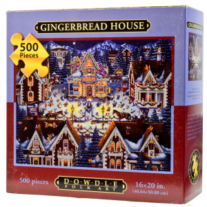 Gingerbread House (Dowdle)