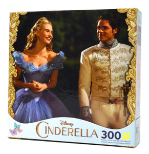Cinderella and Prince Large Piece Puzzle