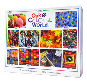 Our Colorful World 10-in-1 Collection