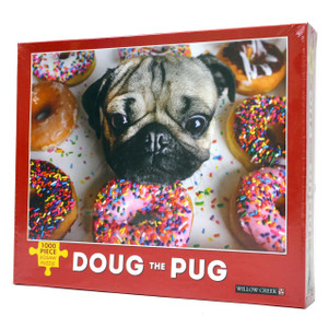 Doug the Pug Jigsaw Puzzle