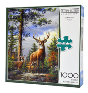 Standing Proud (1000 piece Jigsaw Puzzle)