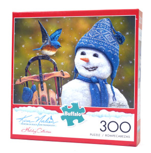 Snow Brother (300 Piece Large Piece Puzzle)