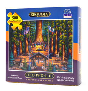 Sequoia National Park jigsaw Puzzle