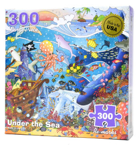 Under the Sea (300-piece Puzzle)