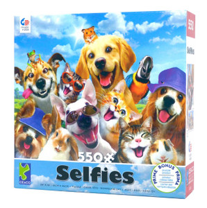 Selfie Summer Fun Puzzle