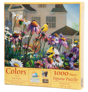 Colors Jigsaw Puzzle