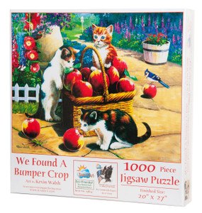 We Found a Bumper Crop Jigsaw Puzzle