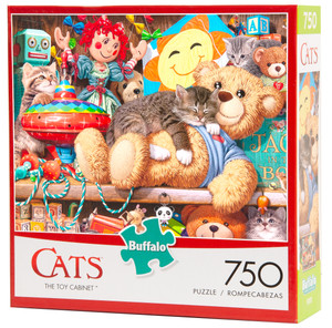 The Toy Cabinet Puzzle