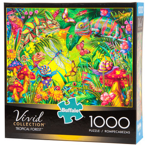 Tropical Forest Jigsaw Puzzle