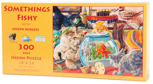Somethings Fishy Jigsaw Puzzle
