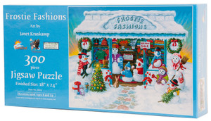 Frostie Fashions Puzzle