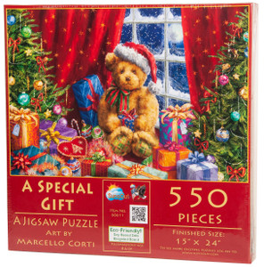 A Special Gift Jigsaw Puzzle