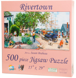 Rivertown by Susan Brabeau
