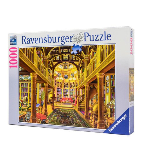 World of Words Jigsaw Puzzle