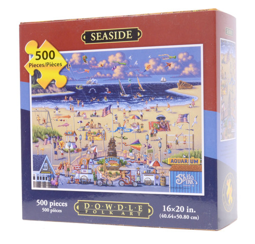 Seaside (Dowdle Jigsaw Puzzle)